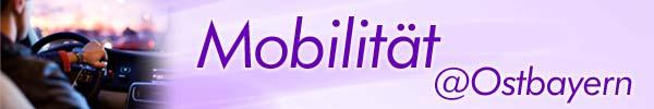 Mobilität @ostbayern