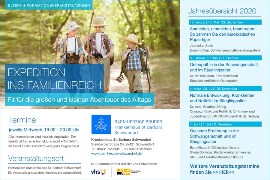 Expedition ins Familienreich