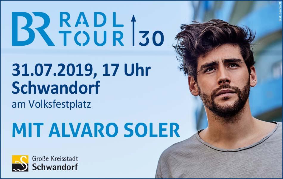 Stadt Schwandorf: BR Radltour