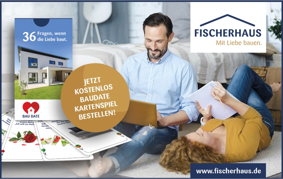 Fischerhaus: Baudate Kartenspiel